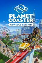 Planet Coaster Box Art