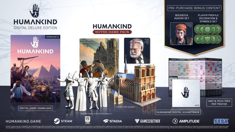 Humankind - Deluxe Edition