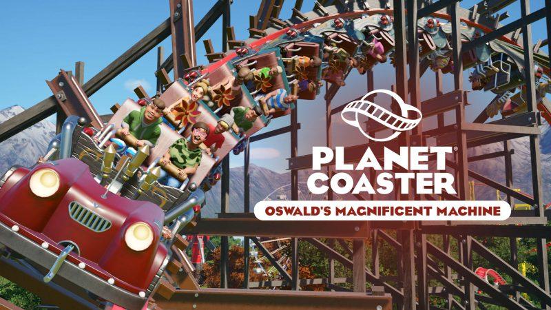 Planet Coaster - Oswald's Magnificent Machine