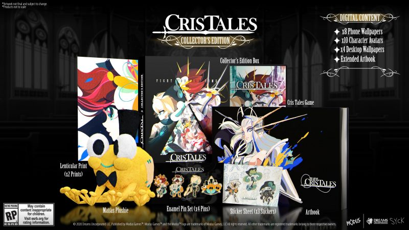 Cris Tales - Collector's Edition