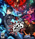 Persona 5 Strikers Cover Art