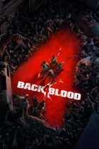 Back 4 Blood Cover Art