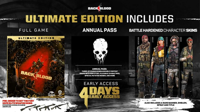 Back 4 Blood - Ultimate Edition