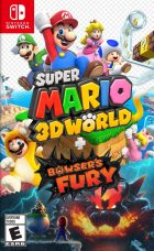 Super Mario 3D World + Bowser's Fury Cover Art