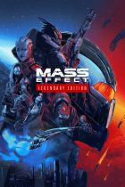 Mass Effect Legendary Edition Cover Art