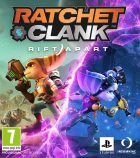 Ratchet & Clank: Rift Apart Cover Art