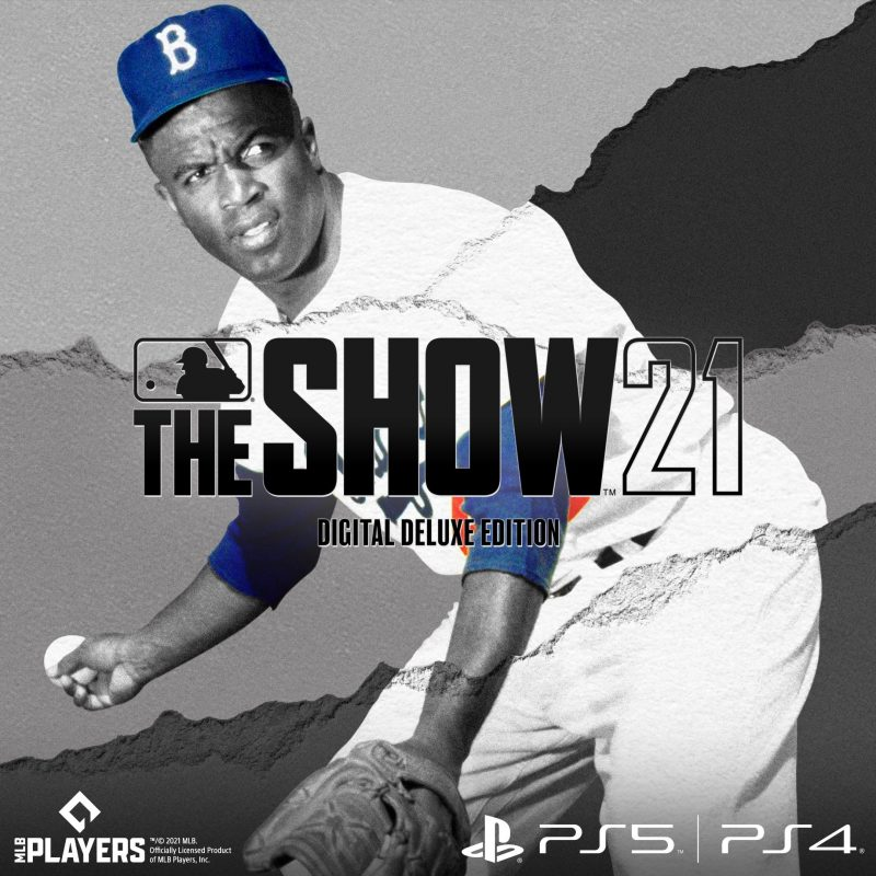 MLB The Show 21 - Digital Deluxe Edition