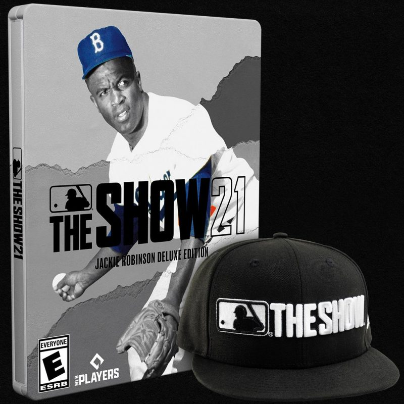 MLB The Show 21 - Jackie Robinson Deluxe Edition