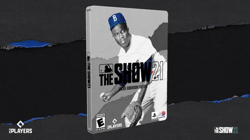 MLB The Show 21 - Jackie Robinson Edition
