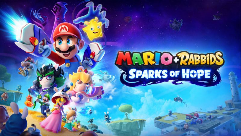 Mario + Rabbids Sparks of Hope Standard Edition